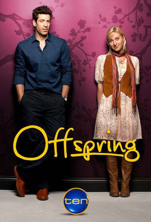 Offspring - Production Cover