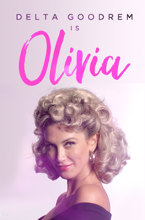 The Olivia Newton John Story - Production Cover