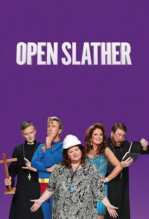 Open Slather - Production Cover