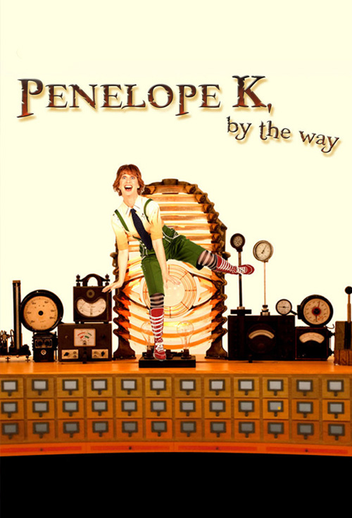 Penelope K, By The Way - Production Cover