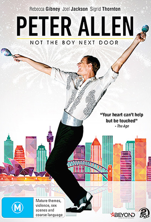 Peter Allen: Not the boy next door - Production Cover