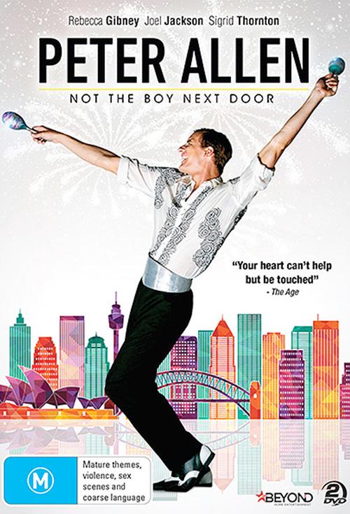 Peter Allen: Not the boy next door - Production Cover