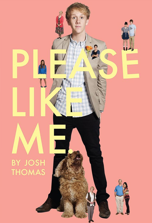 Please Like Me - Production Cover