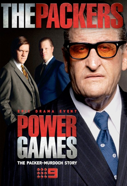 Powergames - Production Cover