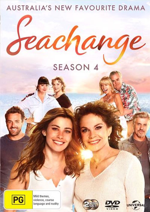 Seachange - Production Cover