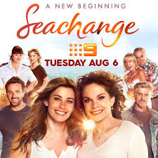 Seachange - Production Cover