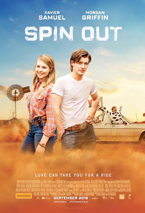 Spin Out - Production Cover