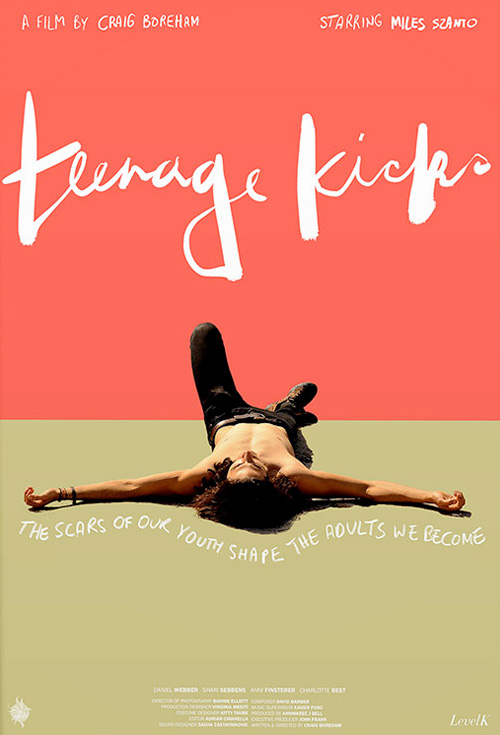 Teenage Kicks - Production Cover