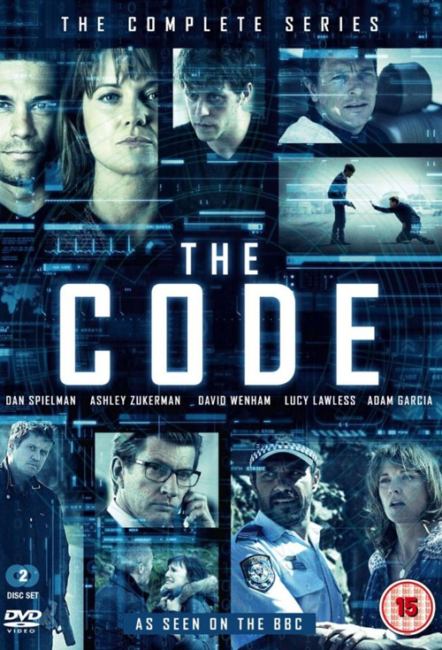 The Code - Production Cover