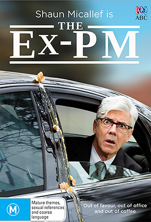 The Ex-PM - Production Cover