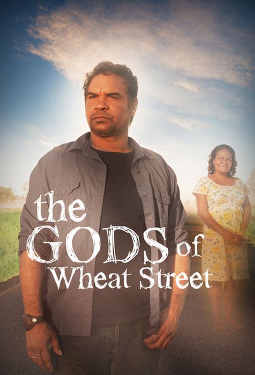 The Gods of Wheat Street - Production Cover