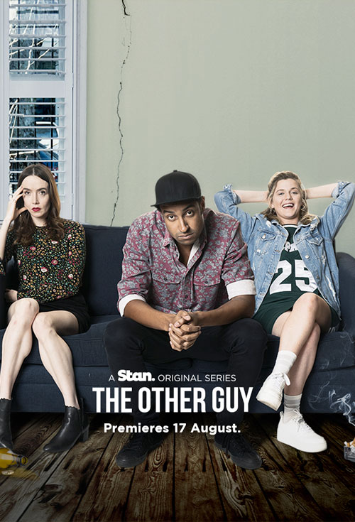 The Other Guy - Production Cover
