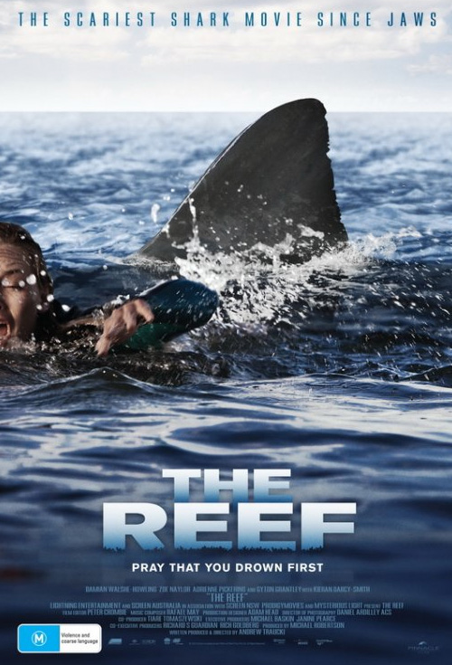 The Reef - Production Cover