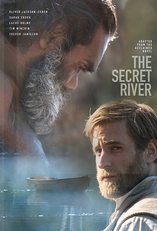 The Secret River - Production Cover