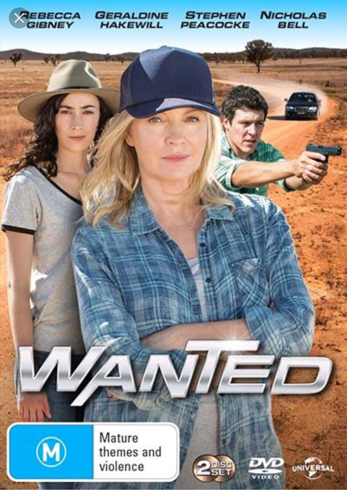Wanted S3 - Production Cover