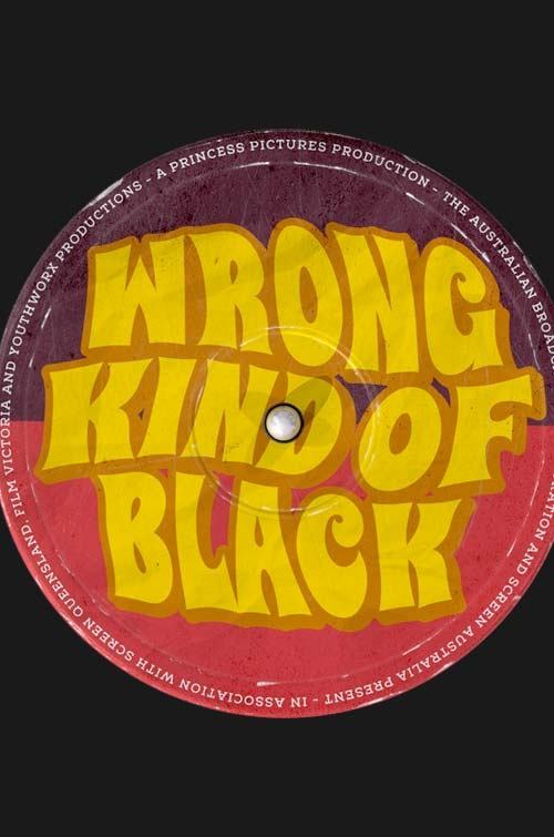 Wrong Kind of Black - Production Cover